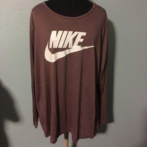 Nike Plus Size Shirt
